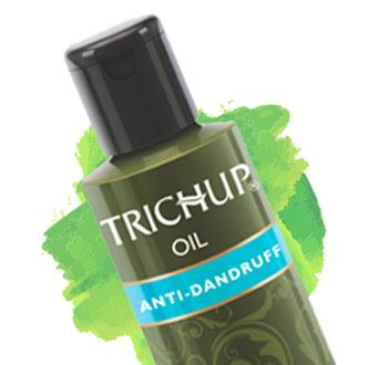 Trichup Anti Dandruff Oil by Vasu Healthcare