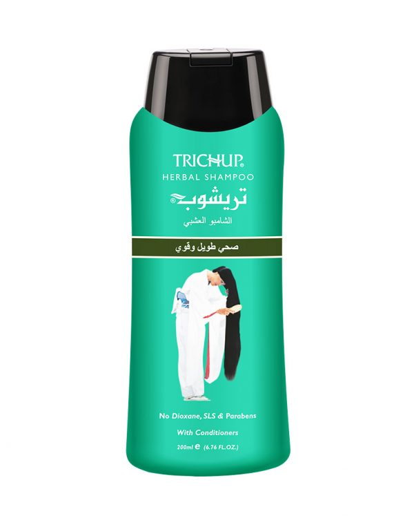 Trichup Healthy, Long & Strong Hair Shampoo