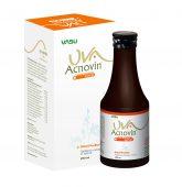Uva Acnovin Syrup by Vasu Healthcare