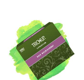 Trichup Capsule by Vasu Healthcare