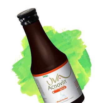 Uva Acnovin Syrup