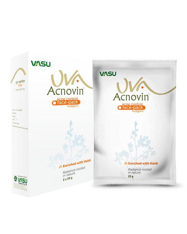 Uva Acnovin Face Powder by Vasu Healthcare
