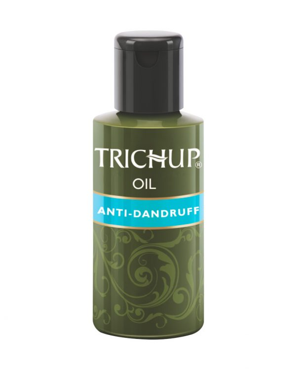 Trichup Anti Dandruff Hair Oil by Vasu Healthcare