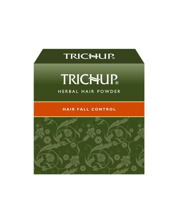 Trichup Hair Fall Control Herbal Hair Powder by Vasu Healthcare