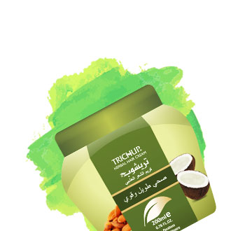 Trichup Healthy Long & Strong Hair Cream