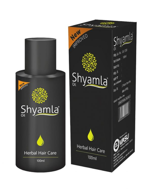 Shyamla Oil by Vasu Healthcare