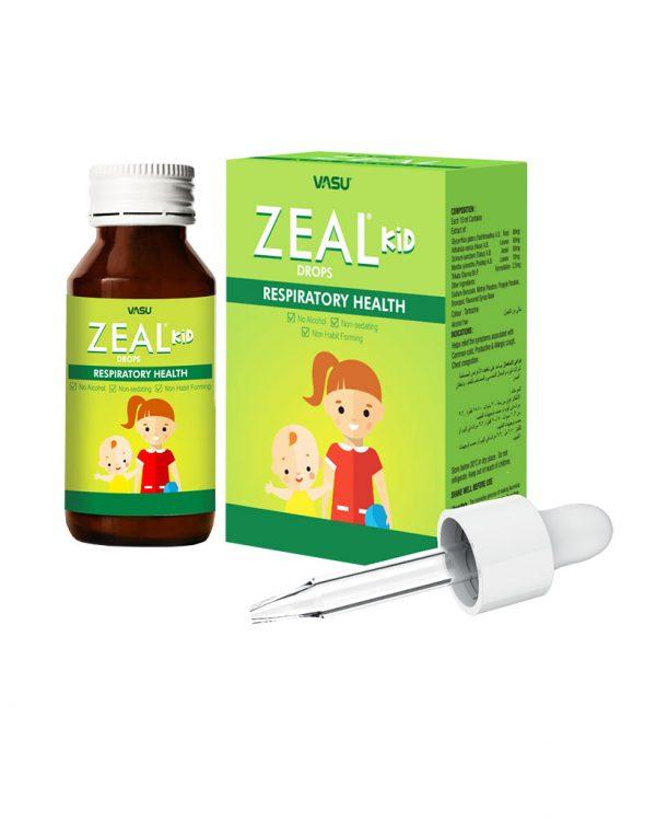 Zeal Plus Kid Drops