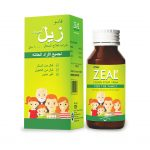 Zeal Sugar Free Cough Syrup