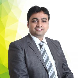 Mr. Hardik Ukani Managing Director of Vasu Healthcare