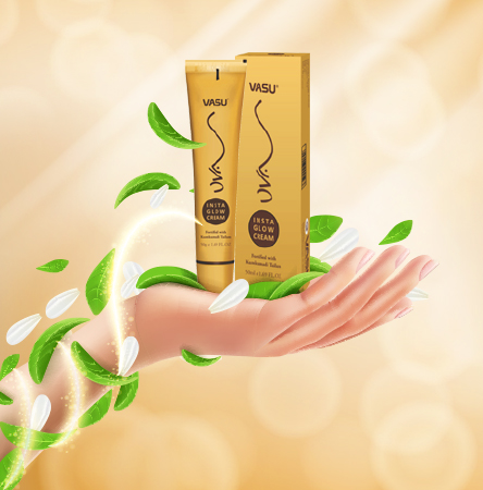 Insta Glow Cream by Vasu Healthcare