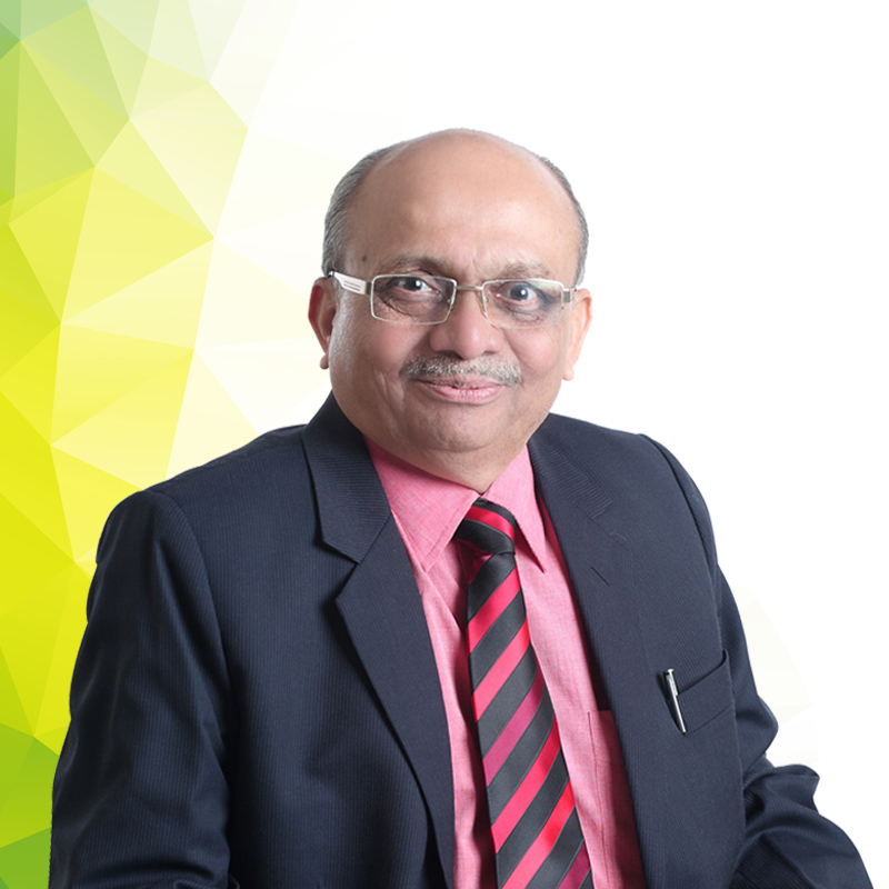 Mr. Jayanti Ukani Director of Vasu Healthcare