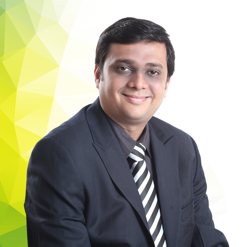 Mr. Sagar Patel Director of Vasu Healthcare