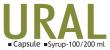 Ural Capsule Syrup
