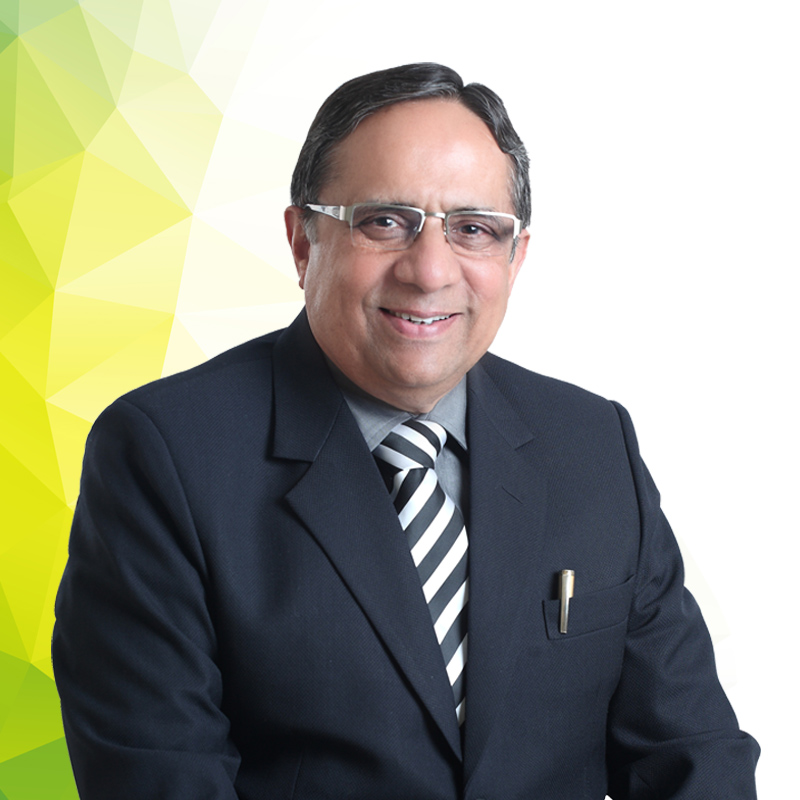 Mr. Vithhal Ukani Founder Chairman of Vasu Healthcare