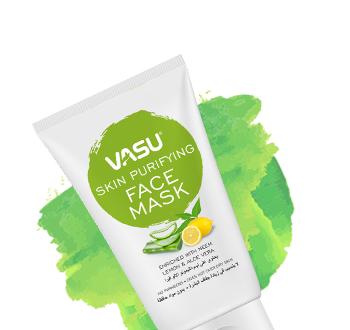 VASU Skin Purifying Face Mask