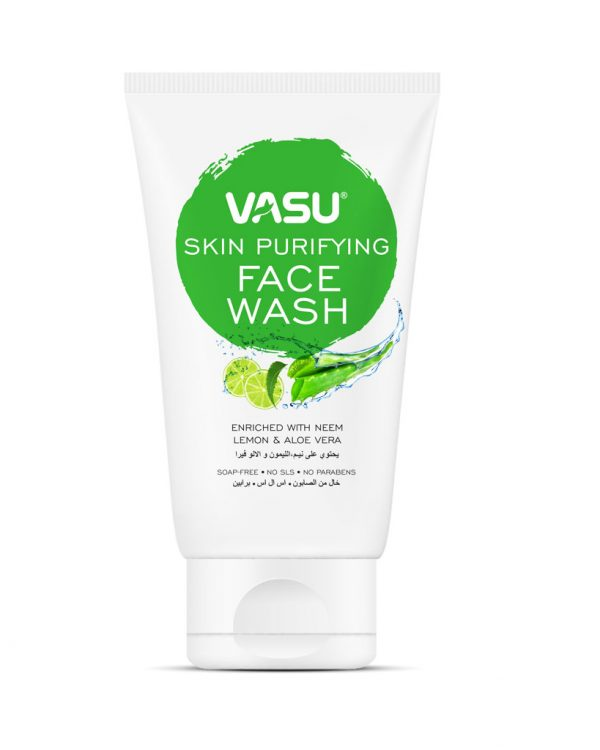 VASU Skin Purifying Face Wash