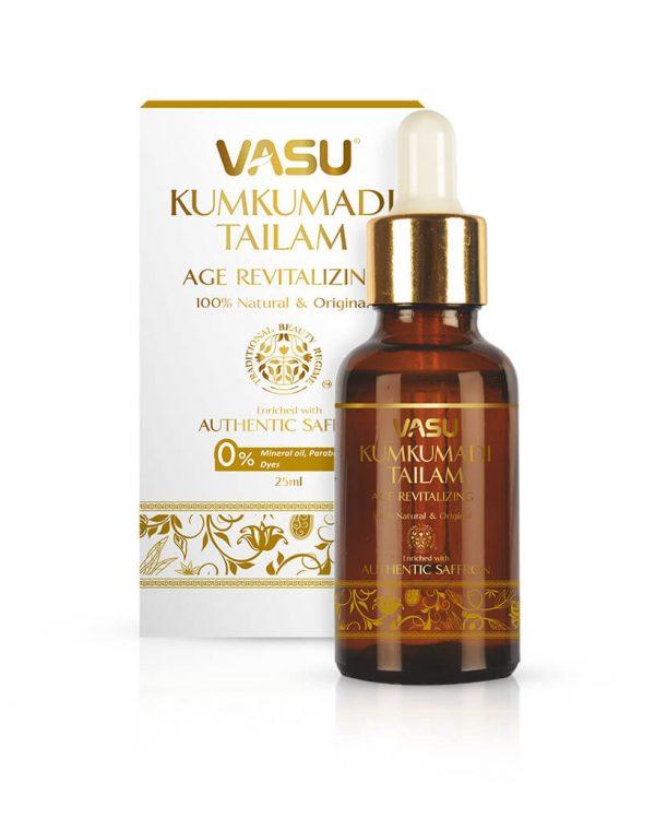 Vasu Age revatalizing kumkumadi tailam for every skin problem
