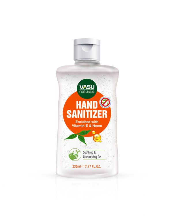 Vasu Hand Sanitizer - Kills 99.9% germs