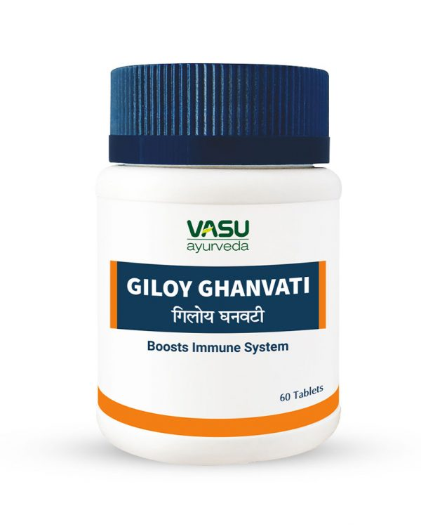 Giloy-Ghanvati-Ayurvedic Immunity Booster - Vasu