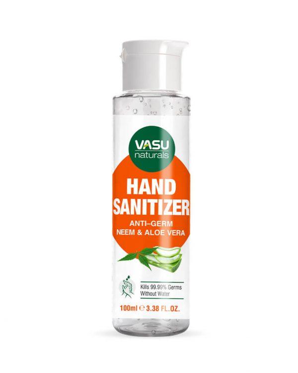 Vasu Naturals Hand Sanitizer