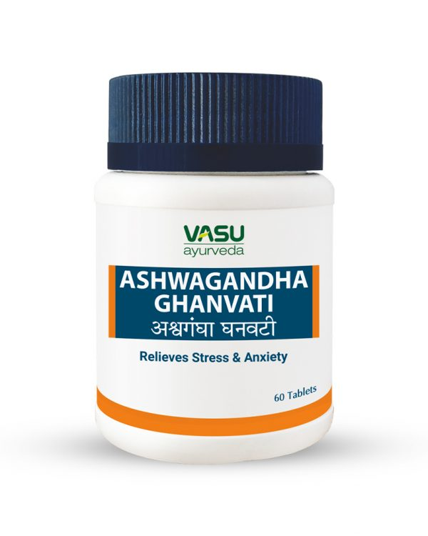 Ashwgandha Ghanavati Tablets