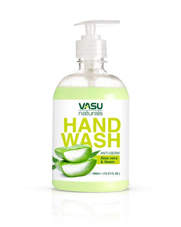 Vasu Naturals Aloe-Vera-&-Neem-Hand-Wash