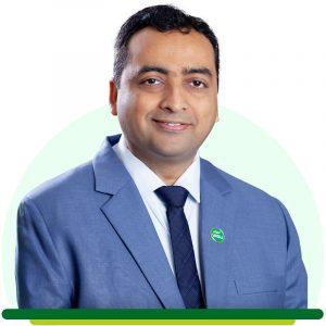 Mr. Hardik Ukani - Managing Director of Vasu Healthcare