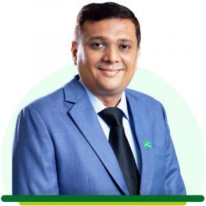 Mr. Sagar Patel - Director of Vasu Healthcare