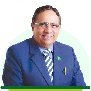 Mr. Vithhal Ukani Founder Chairman of Vasu Healthcare