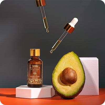 Facial Beauty Oil with Avacado