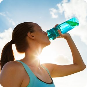 Keep yourself Hydrated to stop your Hair loss