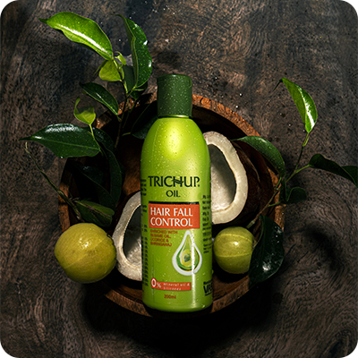 Best Ways to Stop Your Hair Fall with Trichup Hair Fall Control Oil